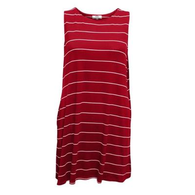Alabama Summit Women's Piko High Neck Tank Dress