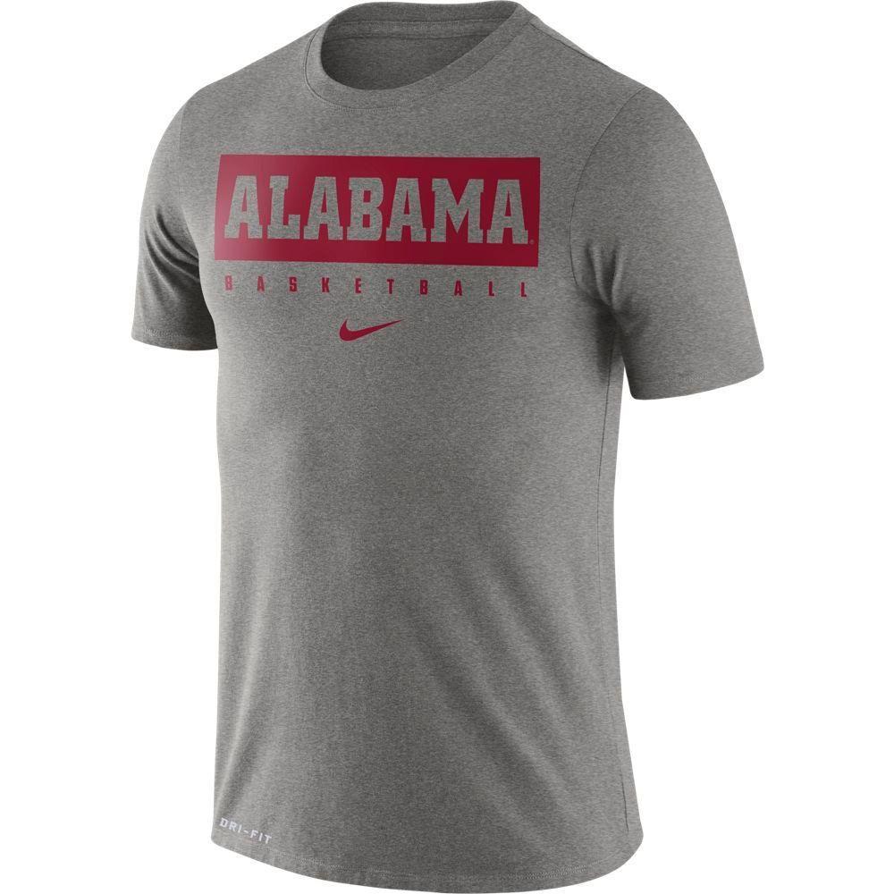 Alabama Nike Dri- Fit Legend Practice Tee