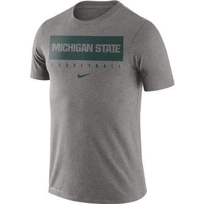 Michigan State Nike Dri-FIT Legend Practice Tee