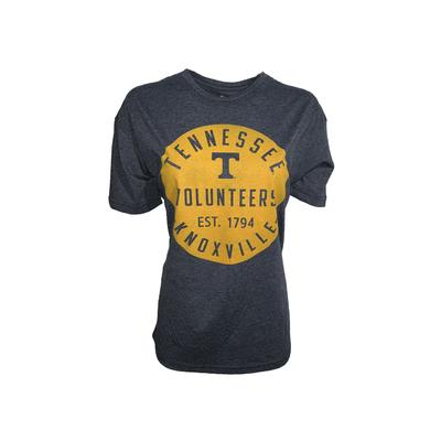 Tennessee Pressbox Women's Crossroads Melange Tee