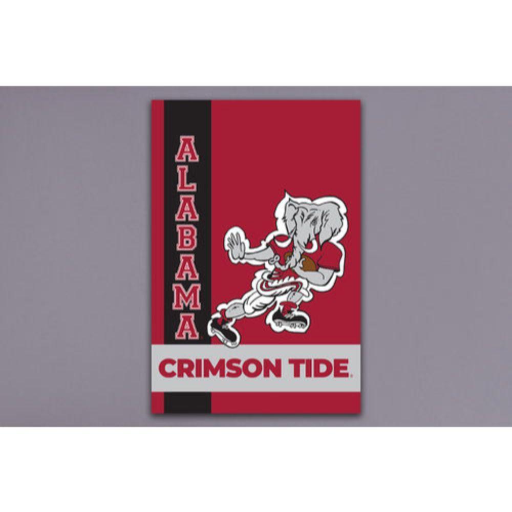 Alabama Magnolia Lane Vintage Garden Flag
