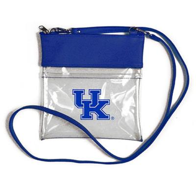 Kentucky Clear Game Day Crossbody