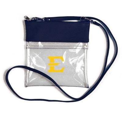ETSU Clear Game Day Crossbody