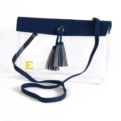 ETSU Game Day Clear Rara Purse