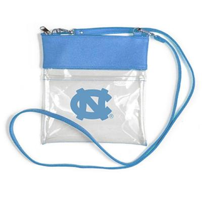 UNC Clear Game Day Crossbody