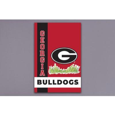 Georgia Magnolia Lane Garden Flag