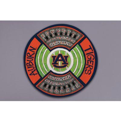 Auburn Magnolia Lane Melamine Platter