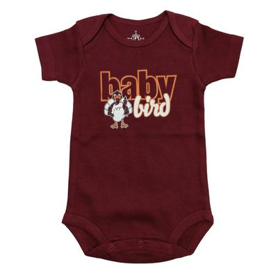 Virginia Tech Baby Bird Onesie
