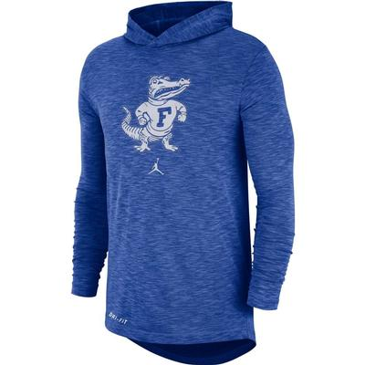 Florida Nike Long Sleeve Slub Hoody Tee
