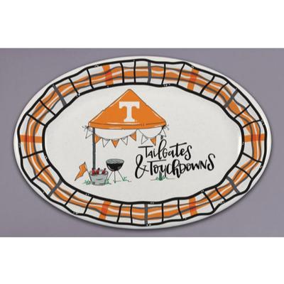 Tennessee Magnolia Lane Melamine Oval Platter