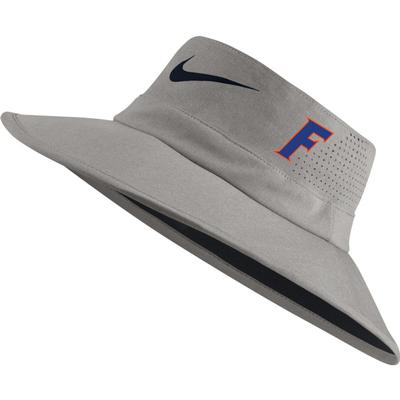 Florida Nike Golf F Logo UV Flex Bucket Hat