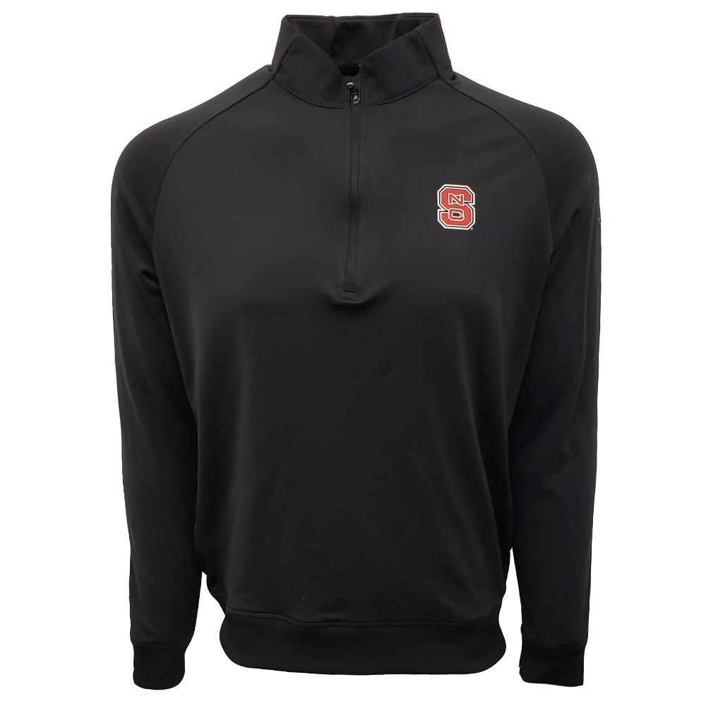 Nc State Adidas Golf Classic Club 1/2 Zip Pullover