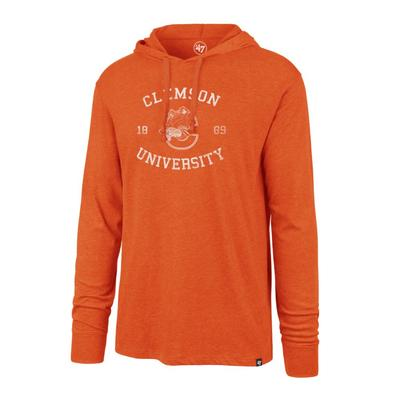 Clemson '47 Brand Knockaround Hood