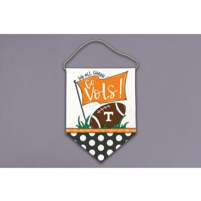 Tennessee Magnolia Lane All Cheer Canvas Hanger