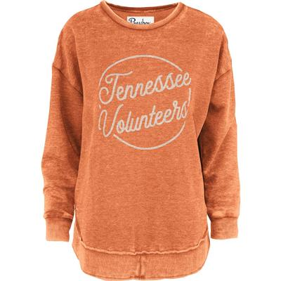 Tennessee Pressbox Roxy Vintage Wash Fleece