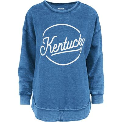 Kentucky Pressbox Roxy Vintage Wash Fleece