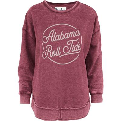 Alabama Pressbox Roxy Vintage Wash Fleece
