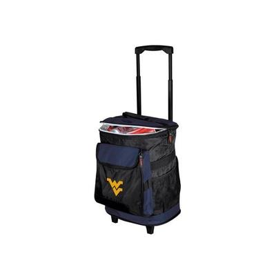 West Virginia Rolling Backpack Cooler