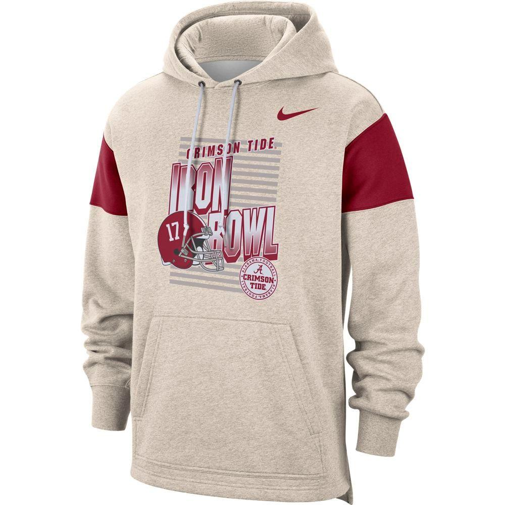 Alabama Nike Local Pullover Hoodie