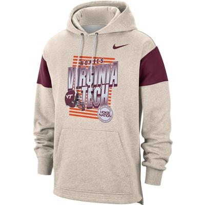 Virginia Tech Nike Local Pullover Hoodie