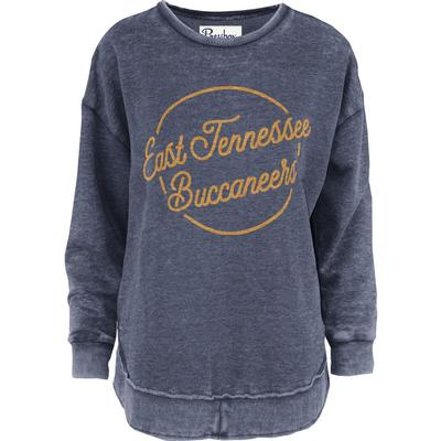ETSU Pressbox Roxy Vintage Wash Fleece