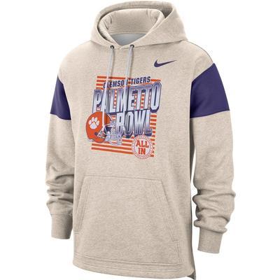 Clemson Nike Local Pullover Hoodie