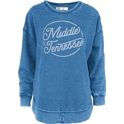 MTSU Pressbox Roxy Vintage Wash Fleece