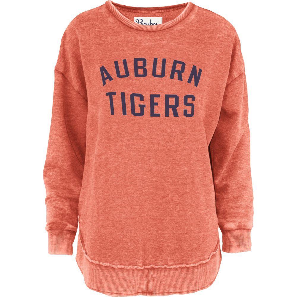 Auburn Pressbox Travis Vintage Wash Fleece
