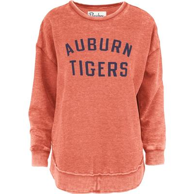 Auburn Pressbox Travis Vintage Wash Fleece