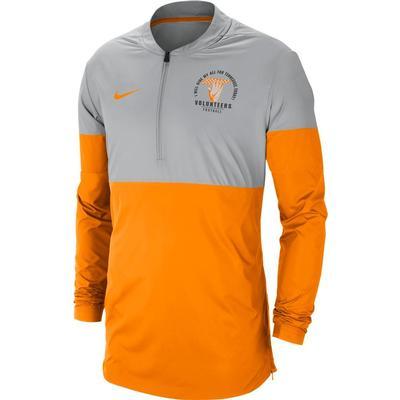 Tennessee Nike 1/4 Zip Rivalry Jacket
