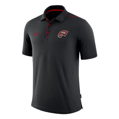 Western Kentucky Nike Team Issue Polo