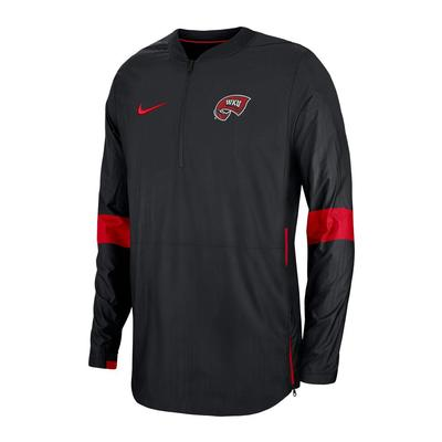 Western Kentucky Nike Lightweight Coaches Jacket
