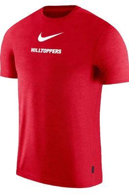 Western Kentucky Nike Short Sleeve Coaches Tee