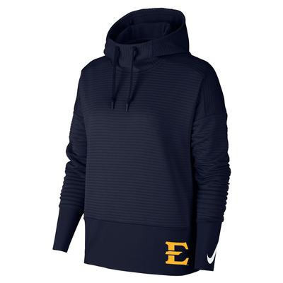 ETSU Nike Women's Double Fleece Pullover Hoodie