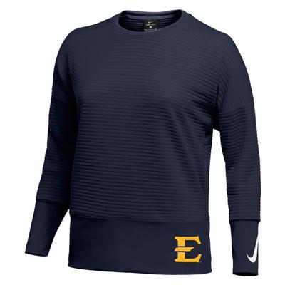 ETSU Nike Women's Double Fleece Crew