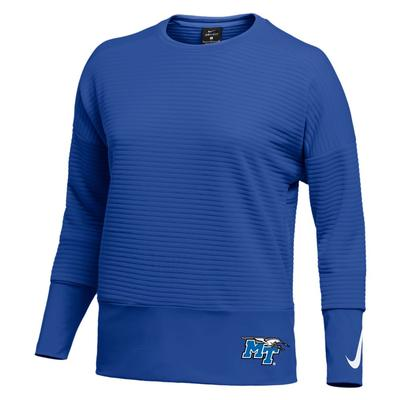 MTSU Nike Women's Double Fleece Crew