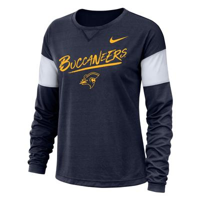 ETSU Women's Breathe Long Sleeve Top