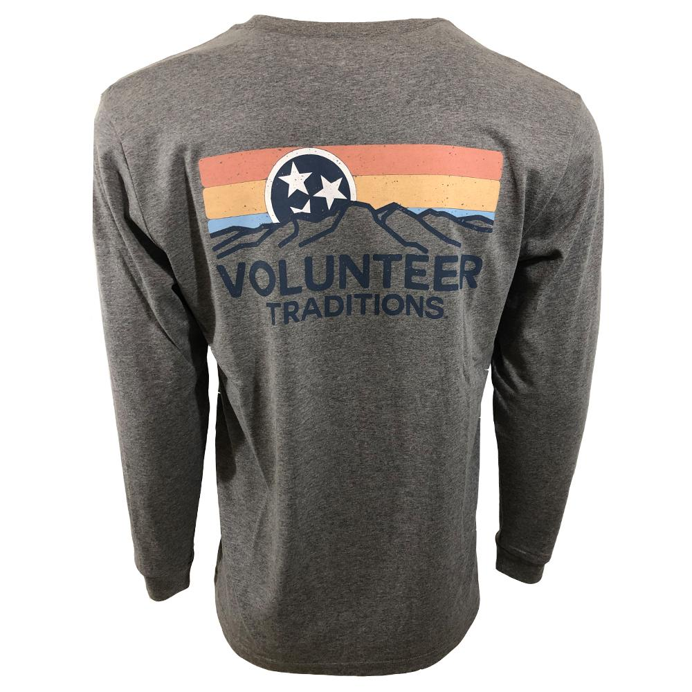 Tennessee Volunteer Traditions Horizon Tri- Star Tee Shirt