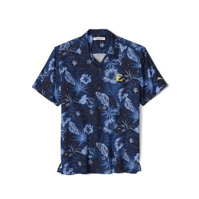 ETSU Tommy Baham Fuego Floral Camp Shirt