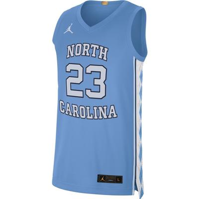UNC Jordan Brand Michael Jordan Limited Basketball Jersey