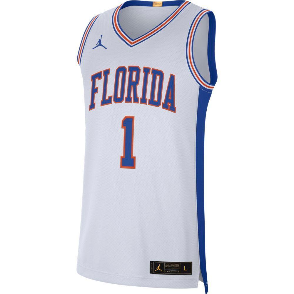 Florida Jordan Brand Retro Limited Basketball Jersey