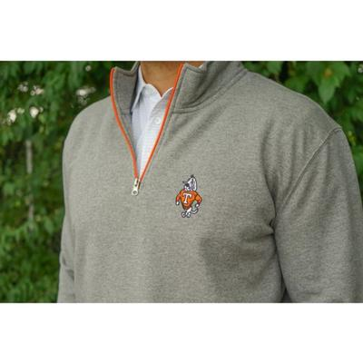 Tennessee Volunteer Traditions Standing Smokey 1/4 Zip Pullover