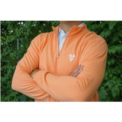 Tennessee Volunteer Traditions Interlocking UT 1/4 Zip Pullover
