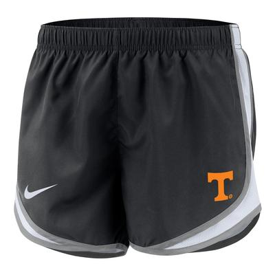 Tennessee Nike Girls' Dri-FIT Tempo Shorts