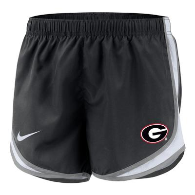 Georgia Nike Girls' Dri-FIT Tempo Shorts