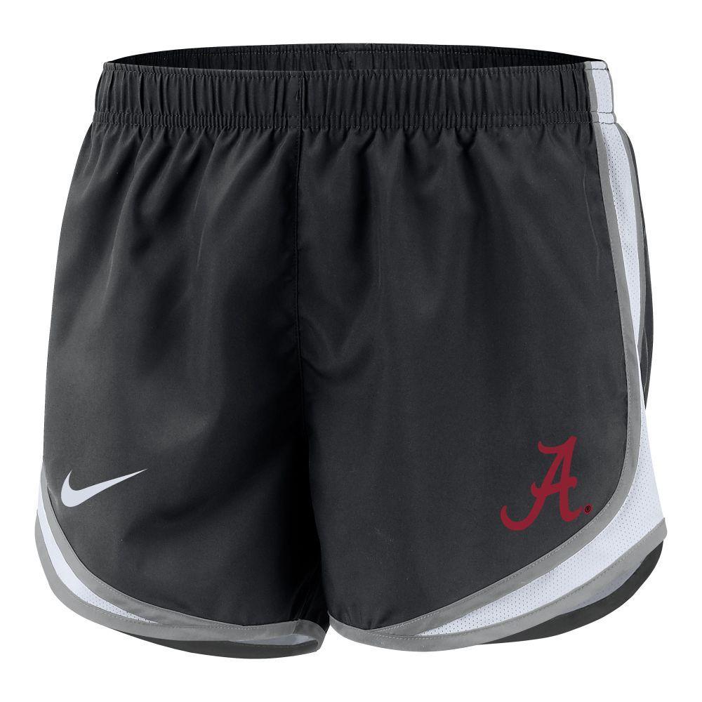 Alabama Nike Girls ' Dri- Fit Tempo Shorts