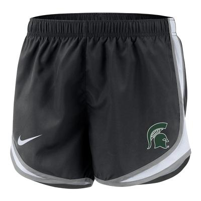 Michigan State Nike Girls' Dri-FIT Tempo Shorts