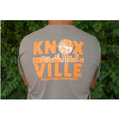 Tennessee Volunteer Traditions Knoxville Skyline Tee Shirt