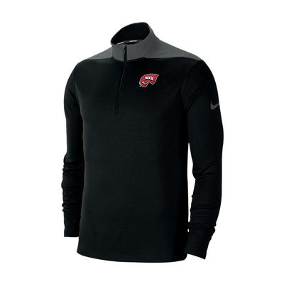 Western Kentucky Nike Dri-FIT 1/4 Zip Pullover