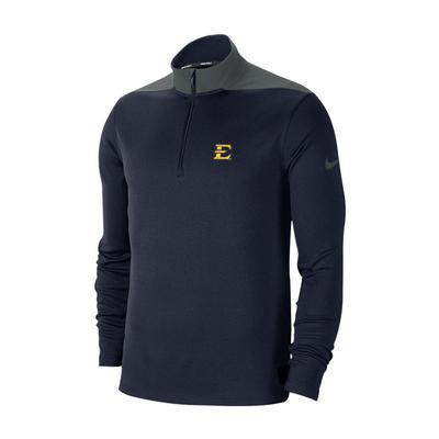 ETSU Nike Dri-FIT 1/4 Zip Pullover
